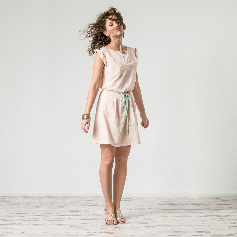 eco summer dress by glimpse | Kleidung, Kleider, Lassi