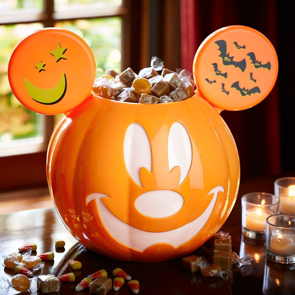 Mickey Mouse TrickorTreat Candy Bowl shopDisney