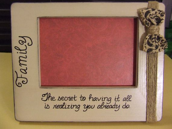 Family Picture Frame Frames For Family Photo The By Briahlakay