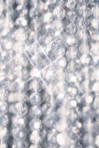 Sparkling Diamonds Sparkles Background White Glitter