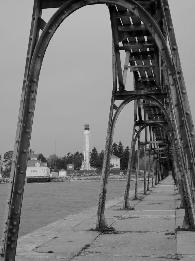 Canal Station Lighthouse by Mike Kukulski, via 500px
