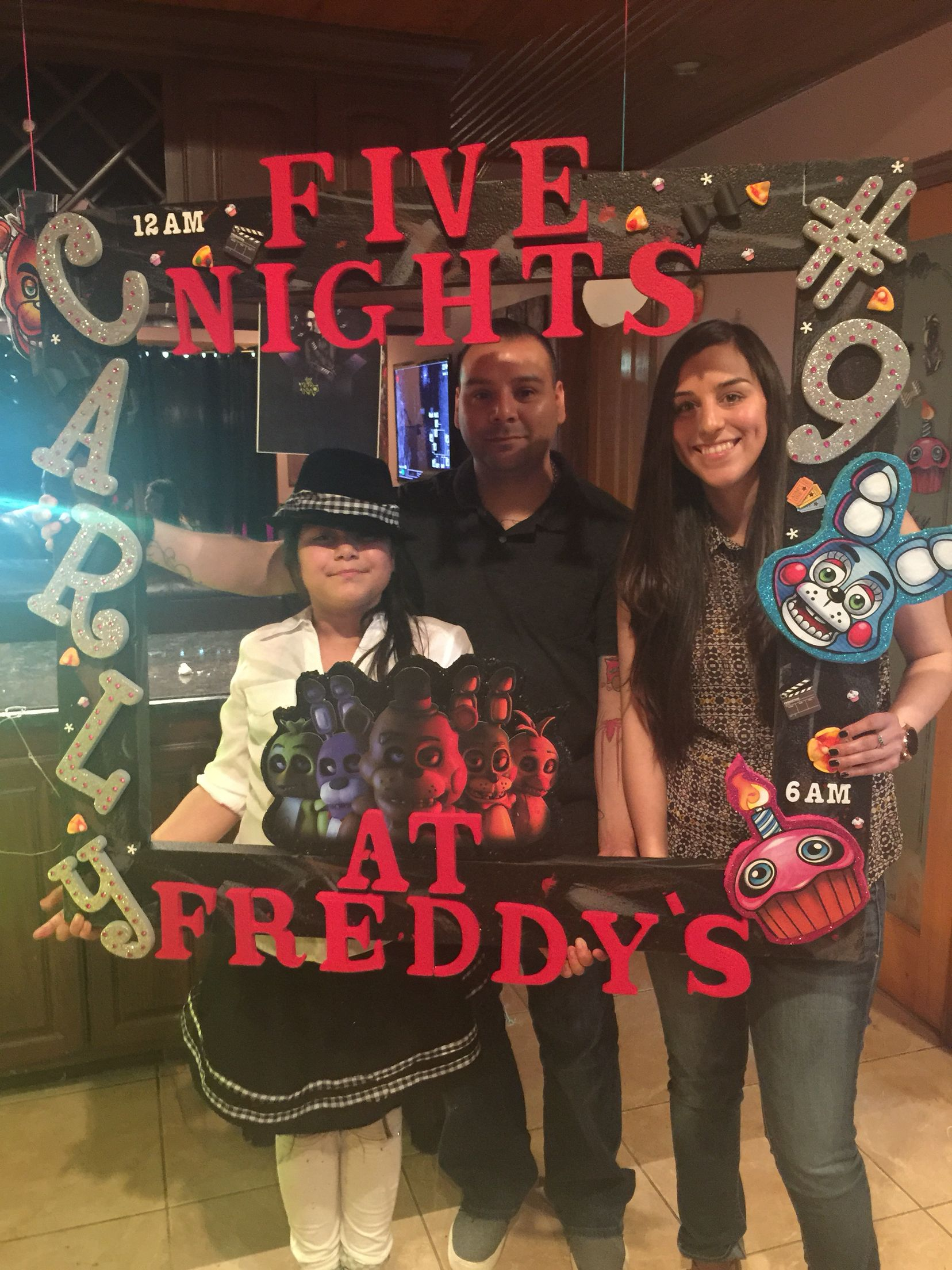 Ideas five nights at freddy party - Five Night At Freddy