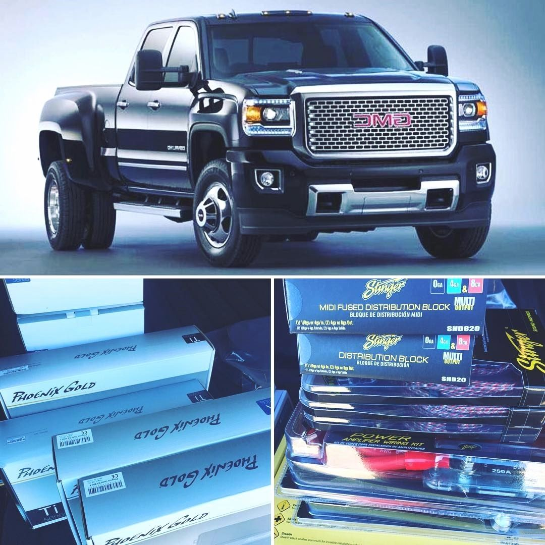 2016 Chevy dually is official. Processor, Phoenix Gold