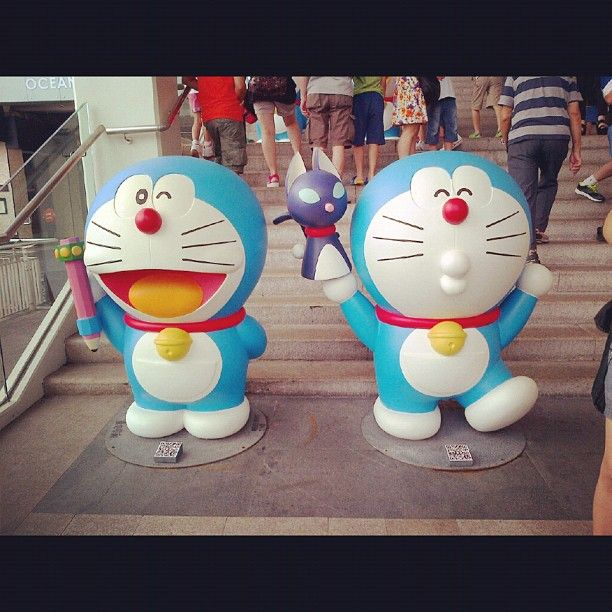 100th before birth Doraemon - @felix_hans- #webstagram