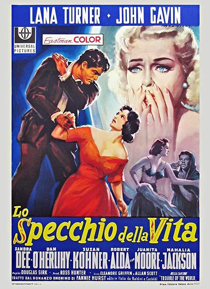SPECCHIO DELLA VITA, LO (IMITATION OF LIFE) 1959 Lana