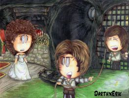 The Choice by DarthxErik