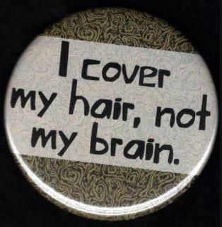i cover my head not my brain - Google Search