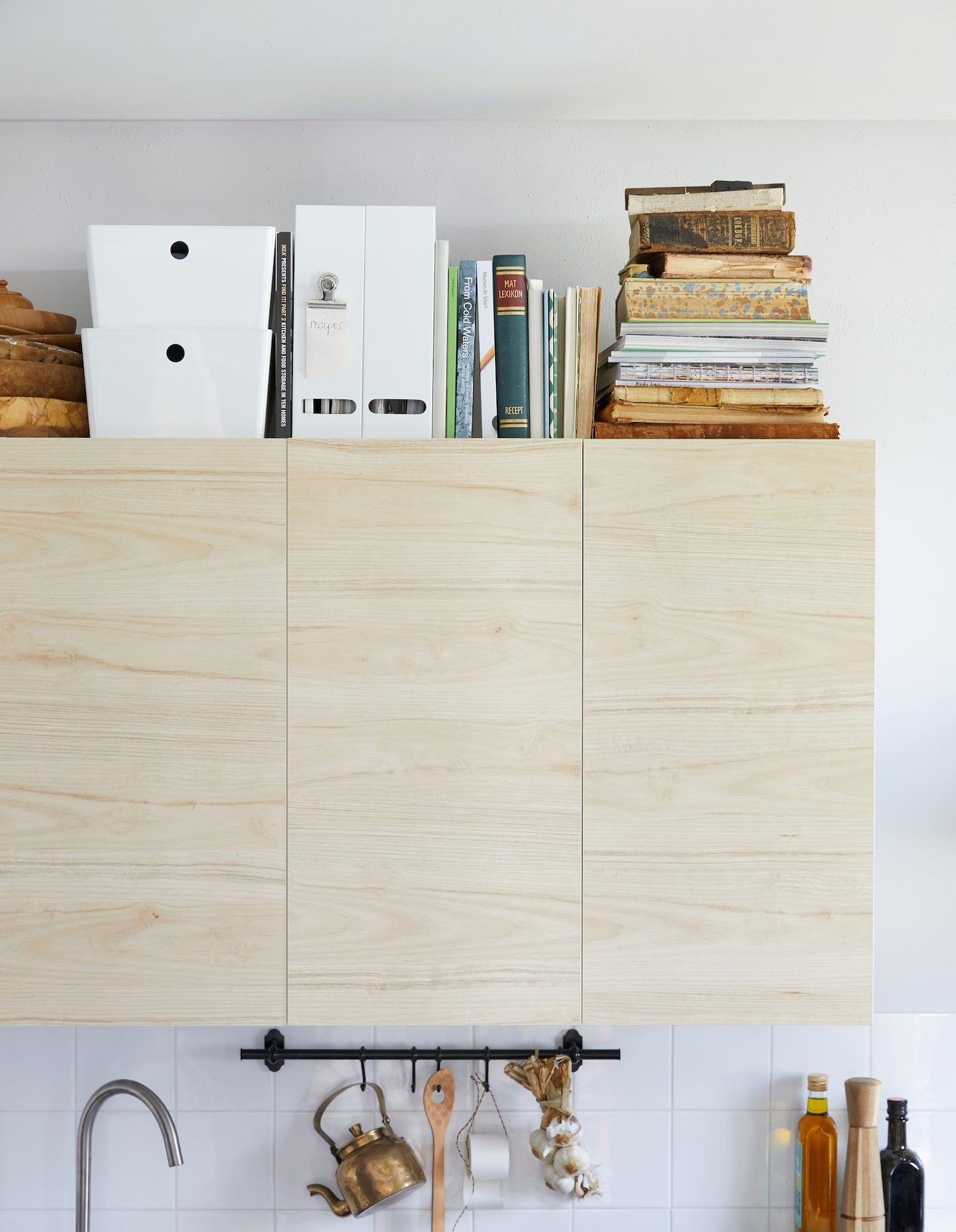 How To Use The Tops Of Kitchen Cabinets Above Cabinets Above Kitchen Cabinets Cabinet