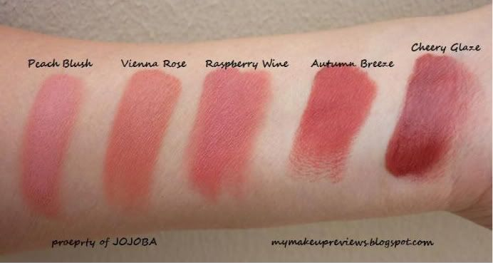 HD Lip Color Palette - Specialty by graftobian #6