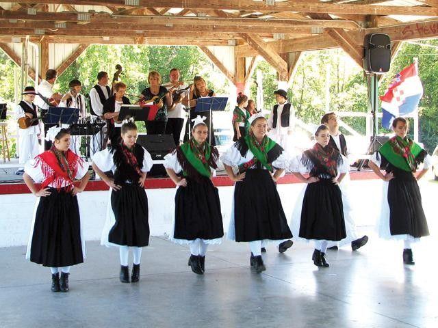 St Joseph Croatian Church Spring Picnic Kids Events