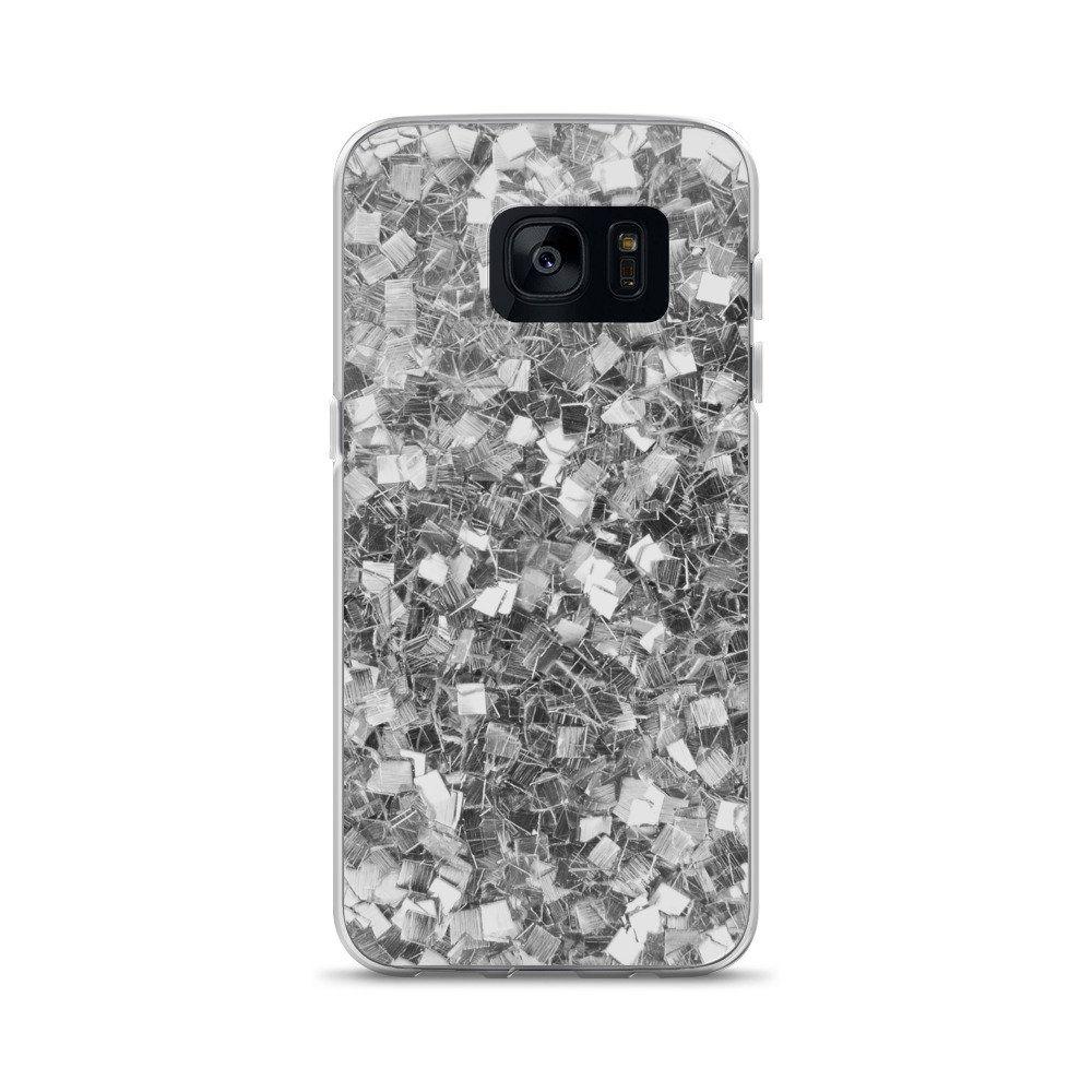 the best attitude 48415 cb3e0 Chunky Glitter Samsung Phone Case, Galaxy S7, Galaxy S7 Plus, Galaxy ...