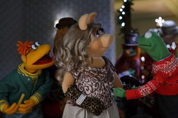 A Muppets Christmas Letters To Santa Muppets Muppets Christmas