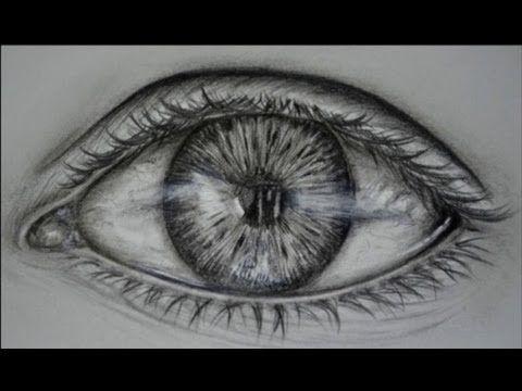 Como Dibujar Un Ojo Fotorealista Youtube Dibujos De Ojos Dibujos Como Dibujar Unos Ojos