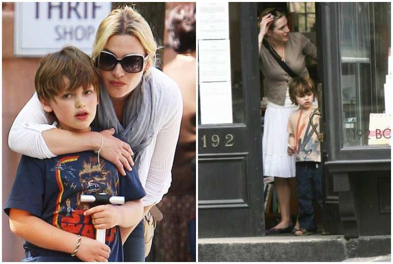 British Talent Kate Winslet And Her Family Husband Kids Siblings Bhw Kate Winslet Family Kate Winslet Children Kate Winslet