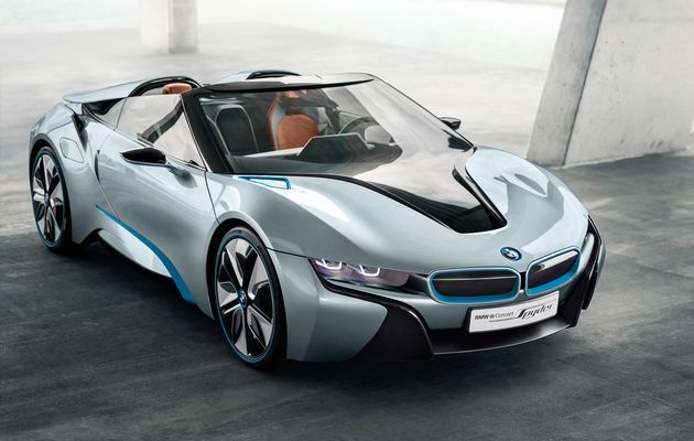 The Bmw I8 Could Be Available As A Cabriolet In 2016 Epyk Living