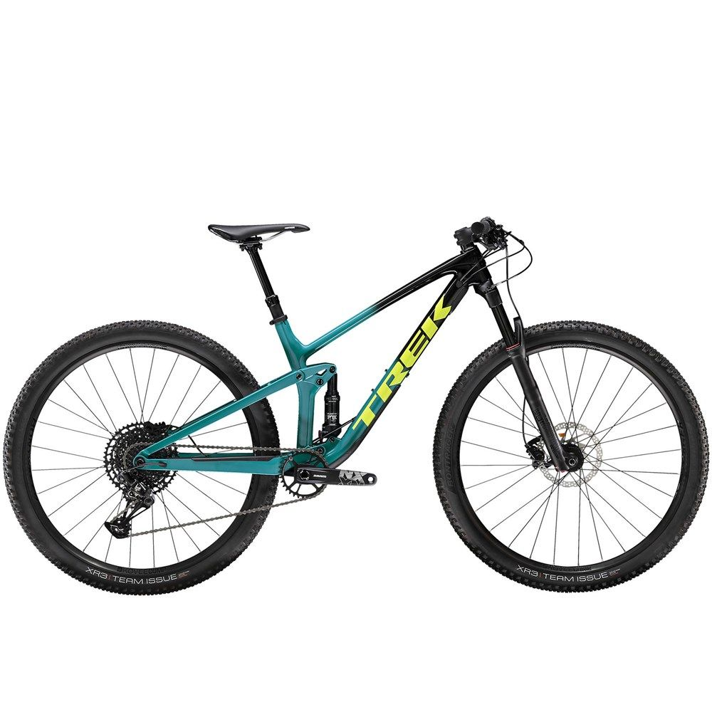 2020 Trek Top Fuel 9 7 Nx Carbon Full Suspension Mountain Bike