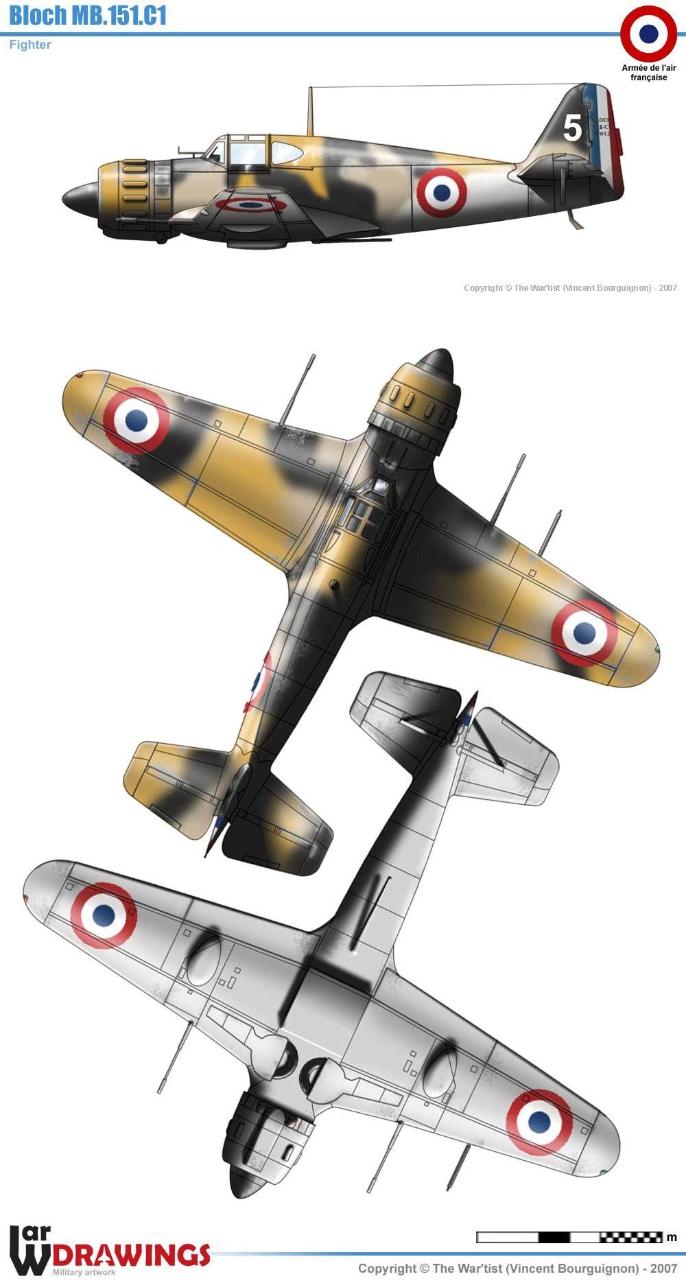 L'armée de l'air en 1940