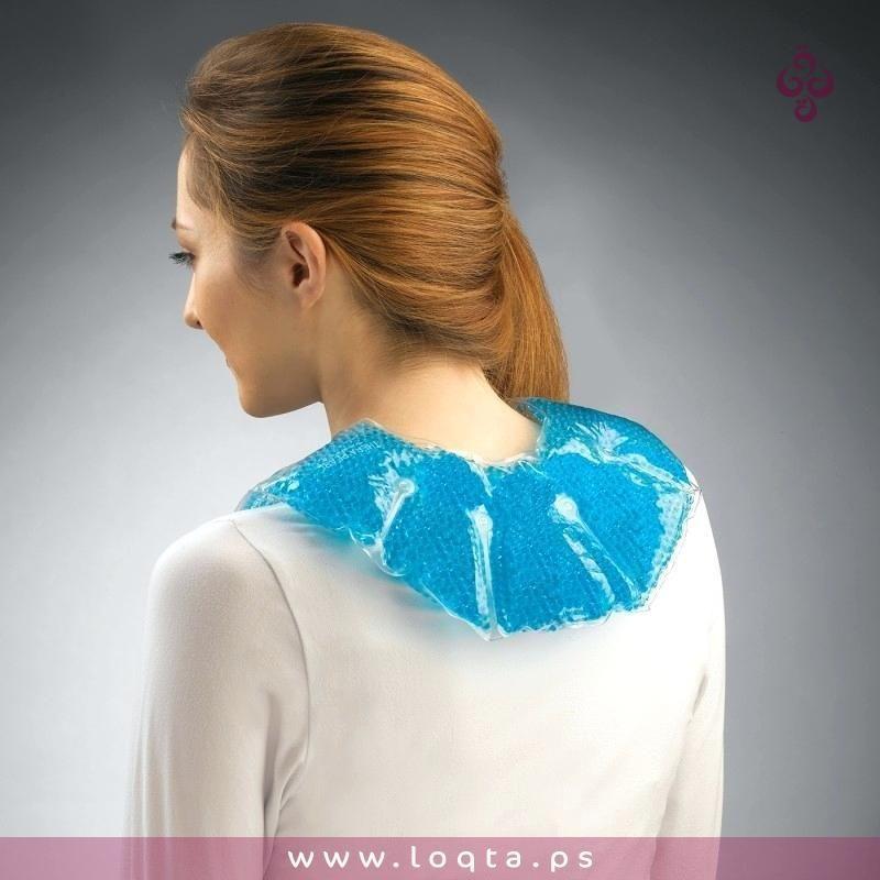 التكنولوجيا صنعت لراحتكم تكنولوجيا الحبيبات لعلاج الألم بالتبريد والتسخين كمادات Therapearl مهدئة لآلام الرقبة والكتفين والعمود Fashion Brooch Jewelry