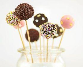 Basisrecept cake pops