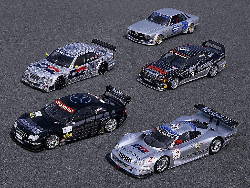 AMG Mercedes-Benz Racing Heritage   Mercedes benz 190e, Mercedes ...