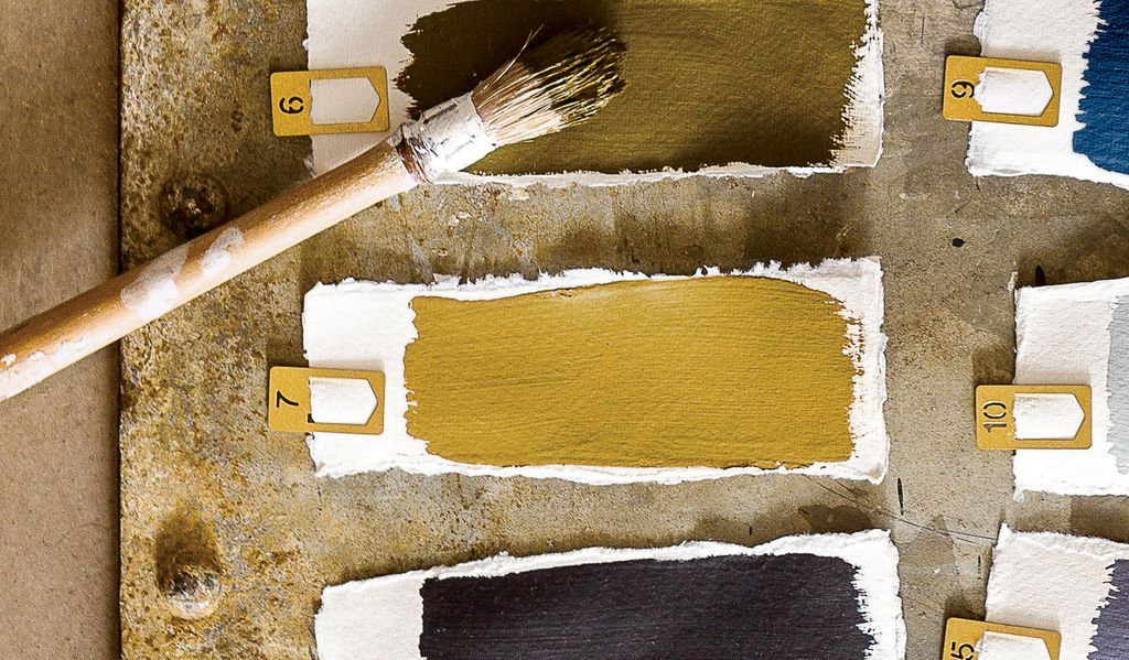 kleur schilderenkanikzelf