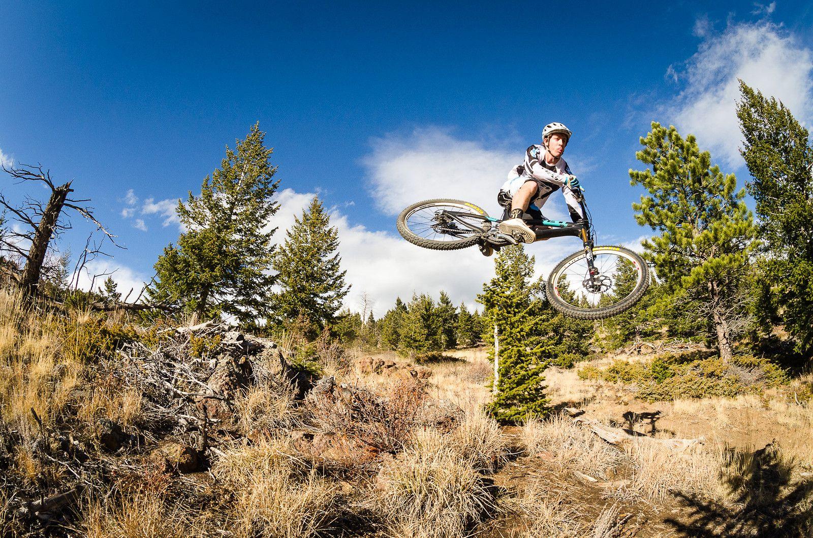 Not just a trail bike a do everything bike pro bike
