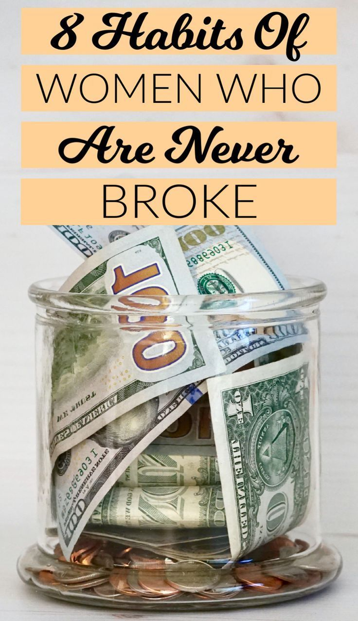 8 Habits of Women Who Always Have Money
