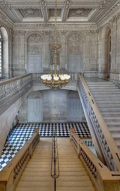 escalier des princes versailles paris versailles pinterest versailles palace and france. Black Bedroom Furniture Sets. Home Design Ideas