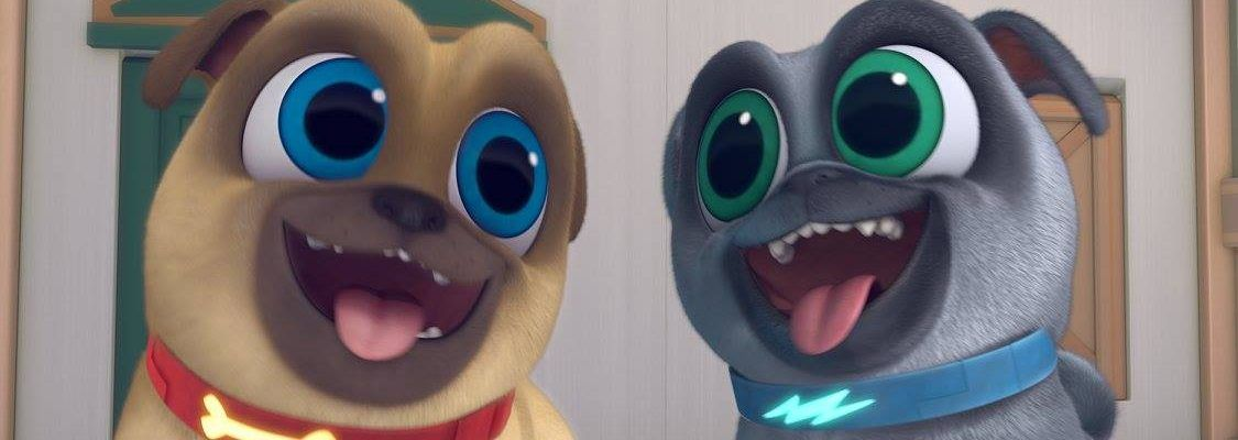 Discover New Disney Junior Puppy Dog Pals Adventures With