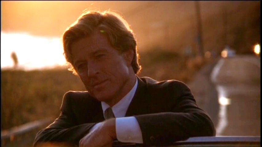 Robert Redford John Gage In Indecent Proposal The Lovers