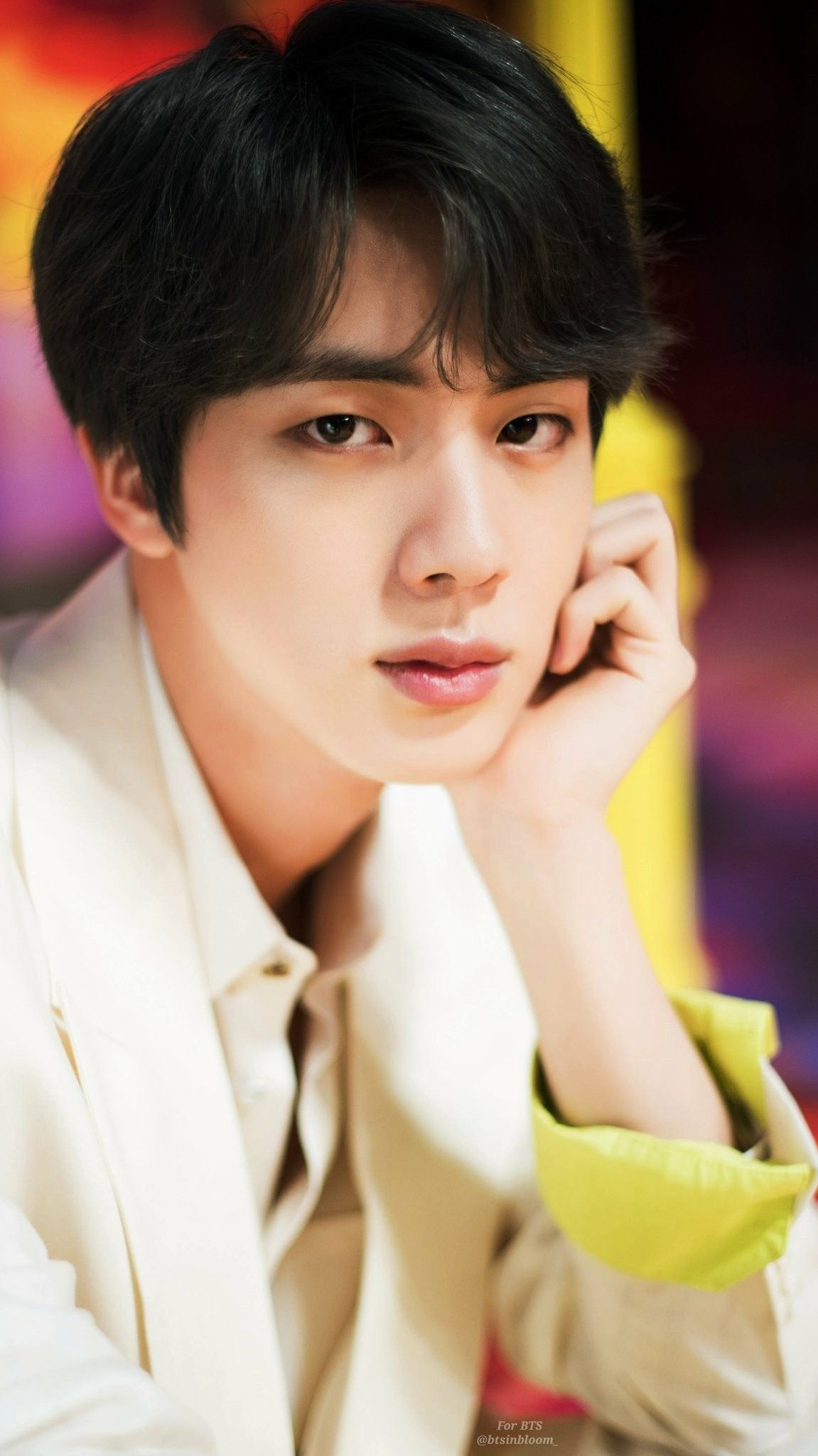 Naver X Dispatch Hd Jin Boy With Luv Wallpapers