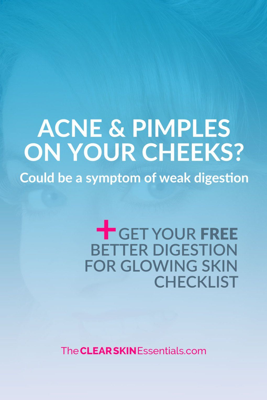 Why You're Getting Acne & Pimples On Your Cheeks Painful