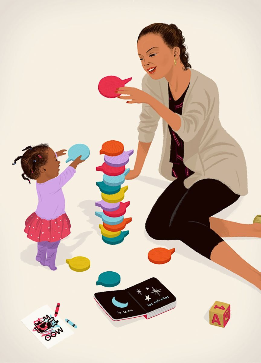 The Talking Cure | Dr. Whaley | Language development ...