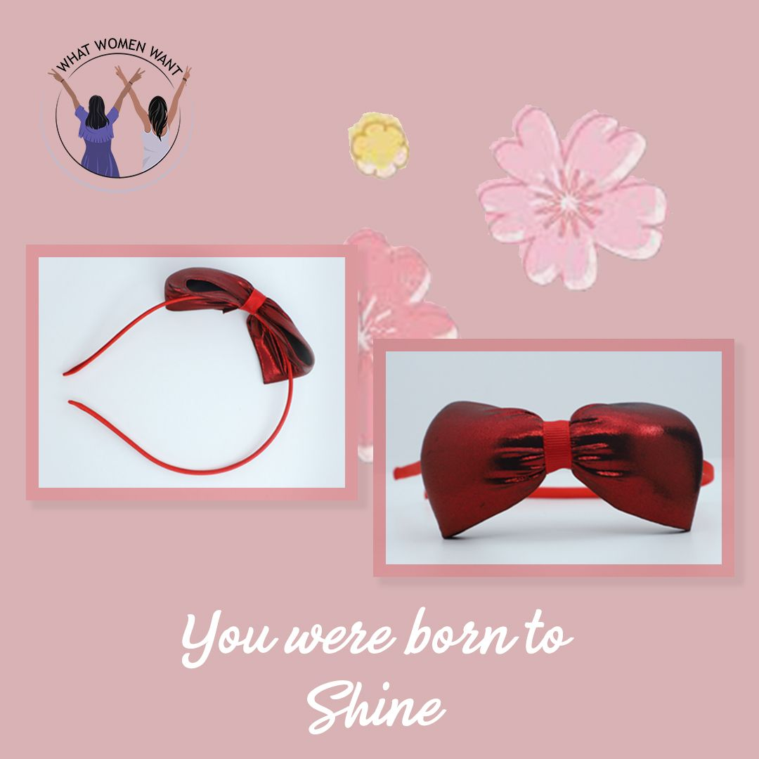 Shine bright just like you're meant to with these delightful Red Bow Headbands. Dm us for price details . . Or Contact us at 9359065322 #whatwomenwant #headbands #bowheadbands #fashionaccessories #womenaccessories #accessories #hairaccessories