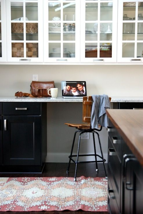 Source House Tweaking Kitchen Features Black And White Ikea Kitchen