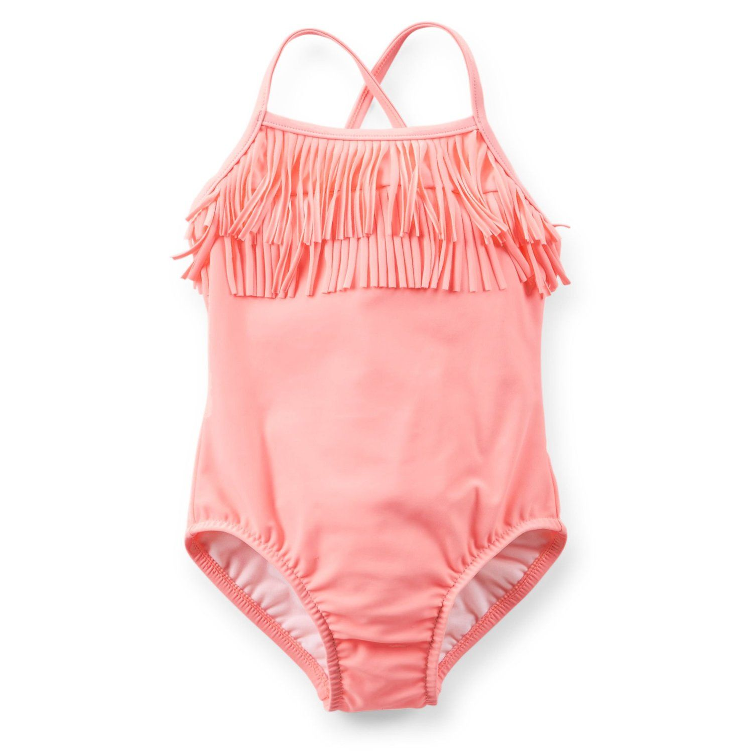 497686a274 Amazon.com  Carter s Baby-girls One Piece Swimsuit  Infant And Toddler One  Piece Swimsuits  Clothing