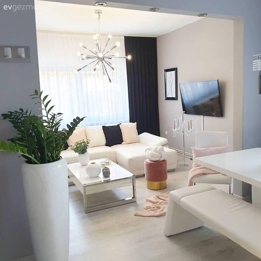 Bu Evde Modern Dekor Aksesuarlarla 3 Farkli Gorunume Burunuyor Modern Dekor Ve Evler