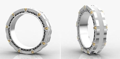 Celebrate geek love with these 23 awesome scifi wedding rings