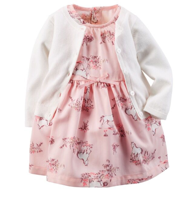 This horse dress is adorbs!   Clothing ideas for Hailey ...