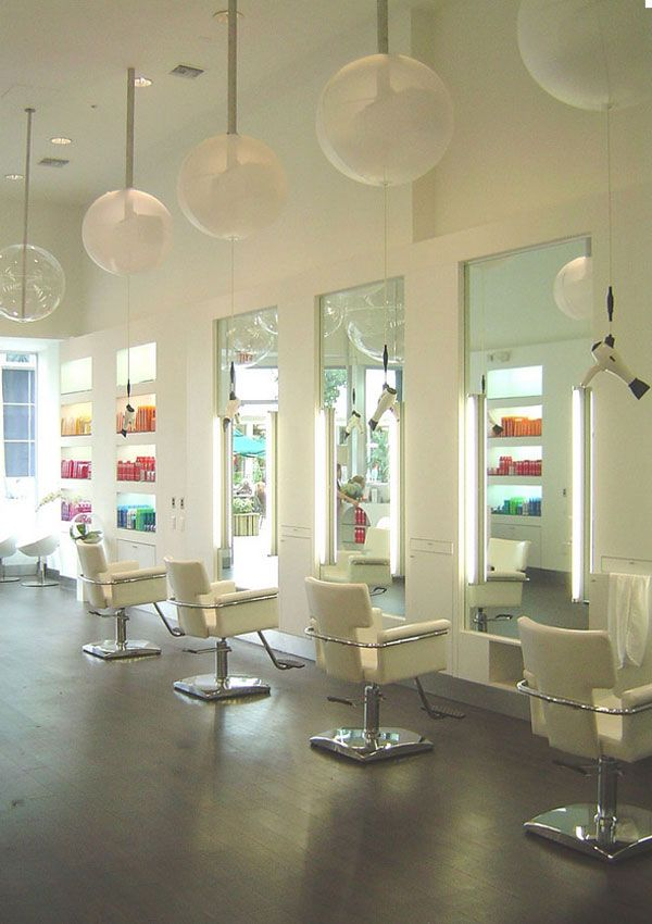ideas to design a small salon - Google Search | Friseursalon ...