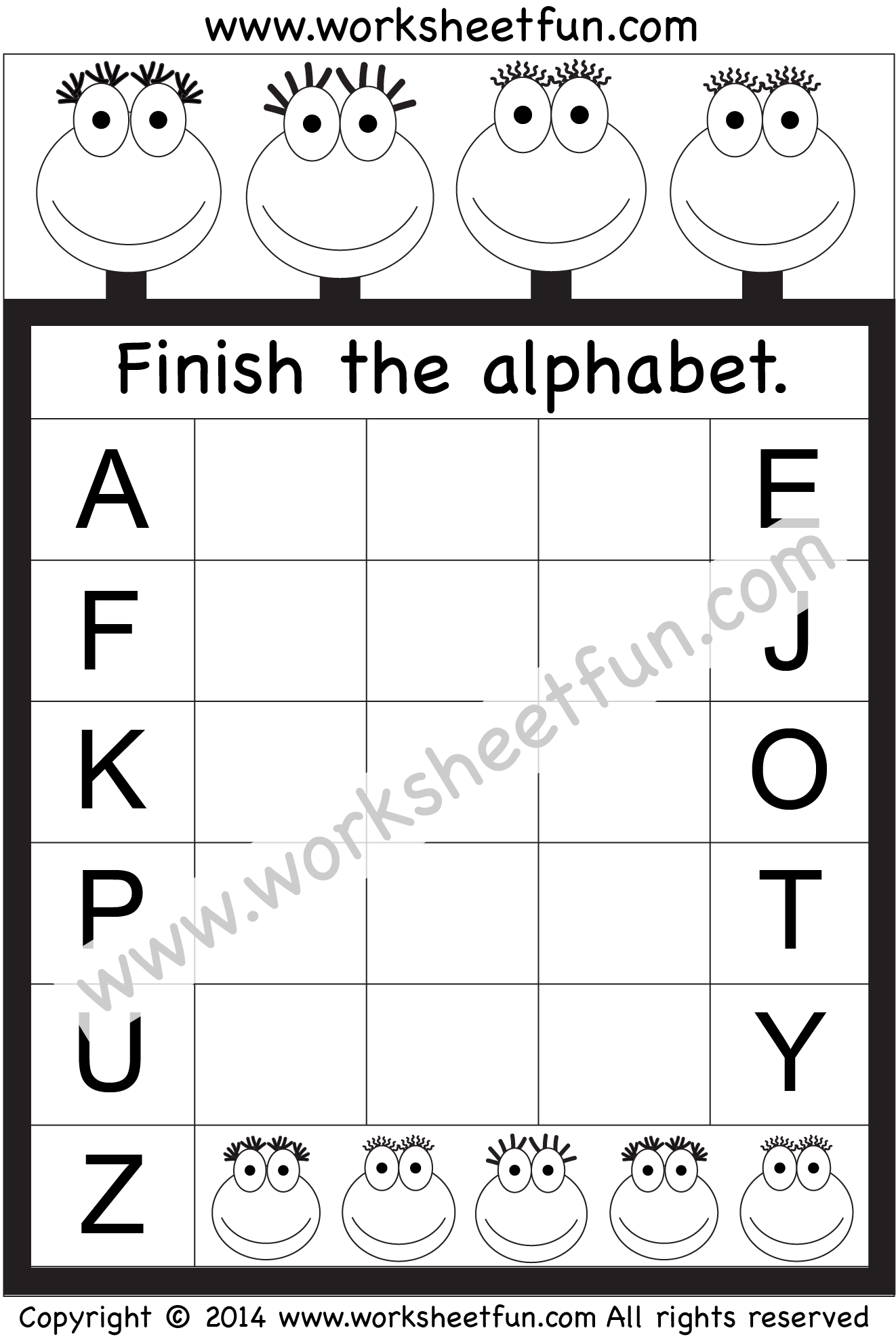 hight resolution of Capital Letter Editing Worksheet   Printable Worksheets and Activities for  Teachers