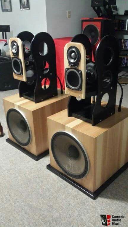Custom JBL speakers | Stereophile | Pro audio speakers, Hifi