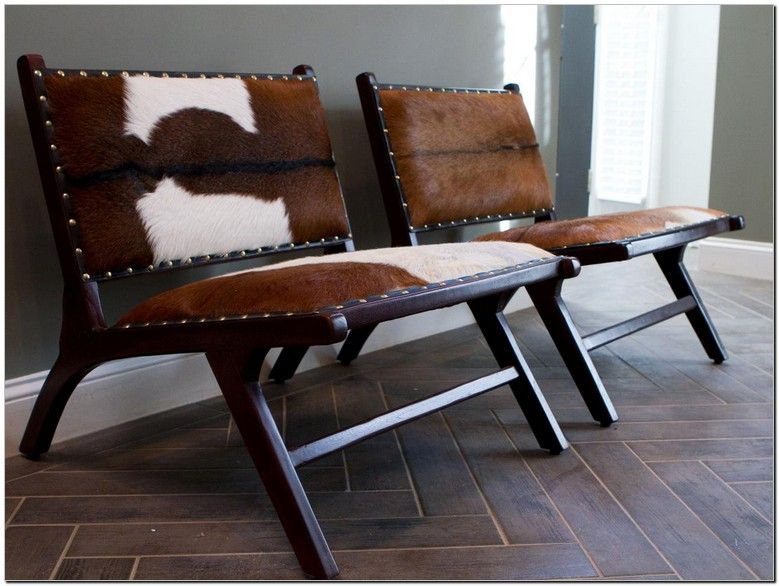 Affordable Cow Print Dining Chairs In 2020 Cowhide Chair Cow