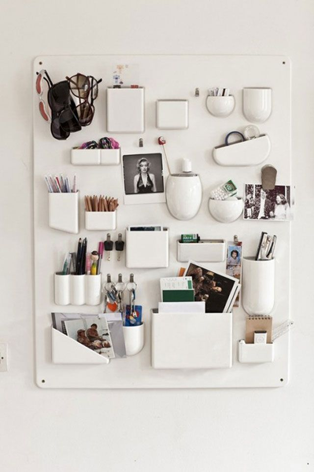 22 smart and useful organizing solutions for your house or office