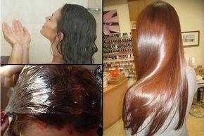 Aplica esta mascarilla para el cabello y espera 15 minutos… Los efectos te…