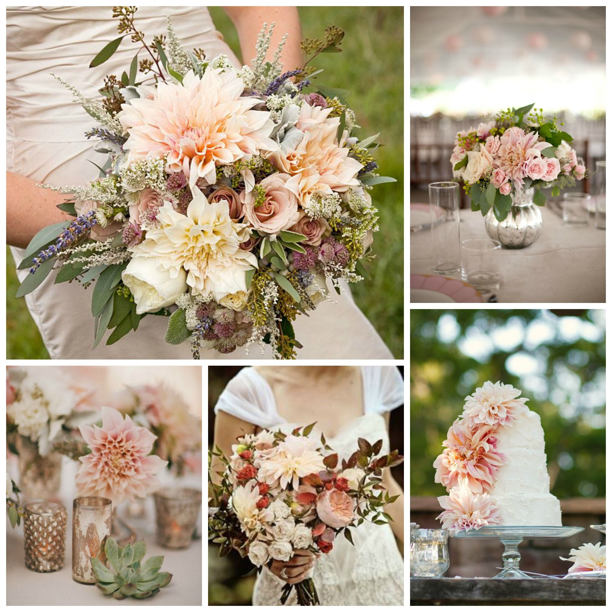Wedding Flower Bouquets Trends – Part I