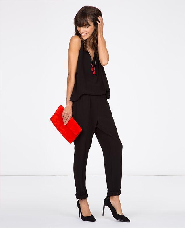 combi pantalon jeans et pantalons comptoir des cotonniers wanted. Black Bedroom Furniture Sets. Home Design Ideas