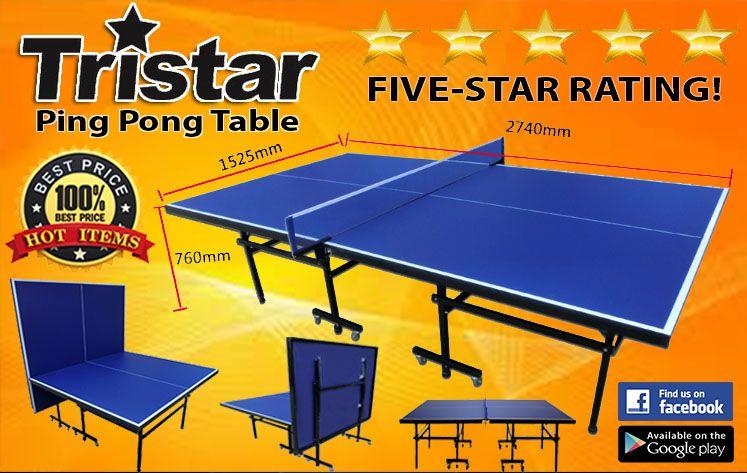 Tristar,ping pong, ping pong table, ping pong table supplier, ping pong 41ecac0ad7c2