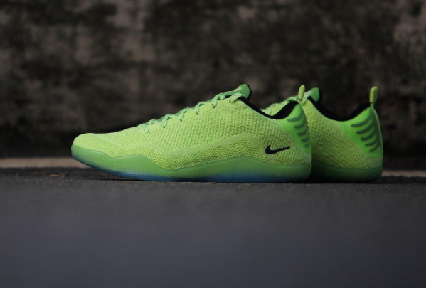 on sale 8f397 ff37e The Nike Kobe 11 Elite Low Ghost Of Christmas Past Debuts On Christmas Eve