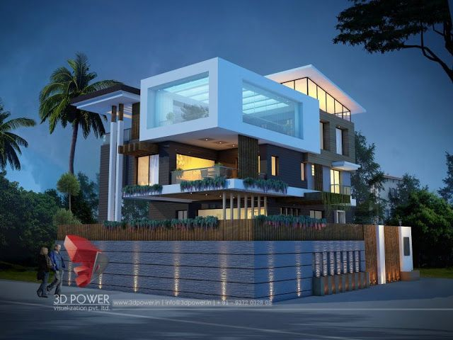More 3D House Walkthroughs